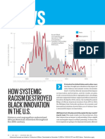 How systemic racism destroyed black innovation in the U.S. Violence and segregation undermined African American inventors throughout the 20th century - News.pdf