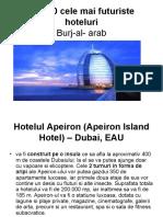 Top 10 cele mai deosebite hoteluri