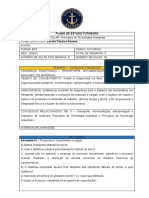 PET - Principios de tecnogias industriais - Turma B47