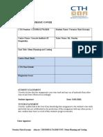 Destination analysis assignment 1 - Copy