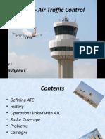 ATC – Air Traffic Control