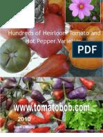 GL Tomato Heirloom Seeds Garden Tomate