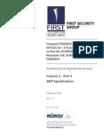 528-Volume 2 Part II - MEP Specifications