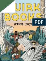 Quirk Books Spring '21 Catalog