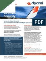 Dyami - Highlight - Aviation Security Services