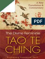 Divine Feminine Tao Te Ching