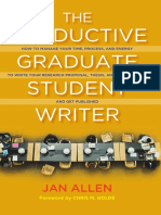 sanet.st_The Productive Graduate Student Writer