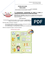Libro de La Resta y Rubrica de Evaluacion 1