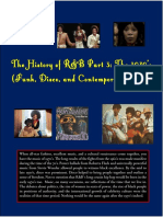 The History of R&B Part 3