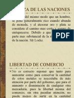 RIQUEZA DE LAS NACIONES