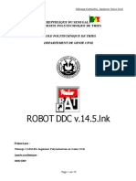 Manuel Robot ddc.doc