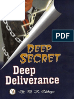 Deep Secret Deep Deliverance - D. K. Olukoya