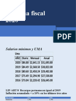 Reforma fiscal 20