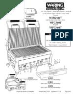 vista wpg300t-waring-commercial-240-volt-panini-grill-exploding-diagram-partslist-20180507