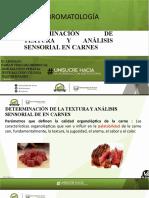 BROMATOLOGIA DE CARNES