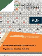 Caderno Abordagem Sociológica dos Processos e Organização Social do Trabalho (1).pdf