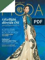 MODA Fashion Magazine of Turkmenistan #1/16