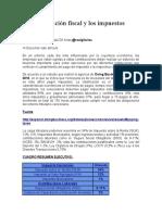 La planificación fiscal y los impuestos parafiscales