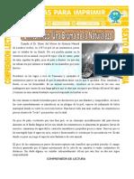 Examen de comprencion  Ornitorrinco-una-broma-de-la-Naturaleza-para-Sexto-de-Primaria.doc