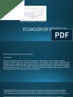 Ecuación de Morison