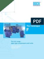 Bock - Open Compressor Catalogue