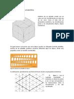 Círculos en perspectiva isométrica