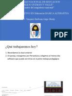 03. EL CURRÍCULO NACIONAL Y SOFTWARE