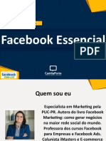 Slides de Facebook com Essencial