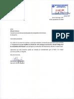 Propuesta de José Horacio Sobre Matrimoniio Infantil