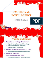 Emotional Intelligence in LEADERS