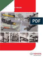 Manual de Resgate Veicular Toyota - Revisão 8 - Veículos Híbridos