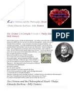 Zee Griston and the Philosophical Heart -Thalys Eduardo Barbosa - Billy Ventura