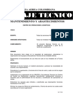 M.T.FAC No.928 centro op logisticas