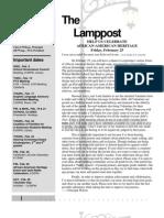 Lamppost 2.3