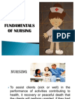 Fundamentals of Nursing 1