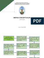 MAPAS CONCEPTUALES LOGÍSTICA MILITAR VENEZOLANA