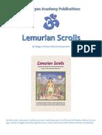 Lemurian Prophecies