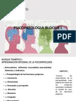 Bloque i Sicopatologia Tercer0