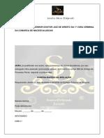 Contrarrazões de Apelação - XXVIII Exame Da OAB