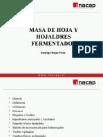 Masa Hoja-Hojaldre-Fermentados