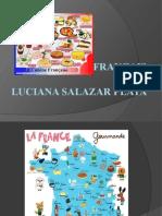 FRANÇAIS 4 La cuisine+grammaire