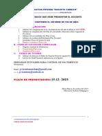 3. INFORMES-DOCENTES - VILCA GARAY, Kelmer