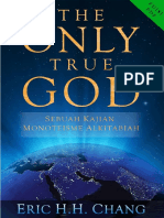 THE ONLY TRUE GOD - Sebuah Kajian Monoteisme Alkitabiah (Edisi PDF)