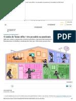 O sonho do 'home office' vira pesadelo na pandemia _ Sociedade _ EL PAÍS Brasil
