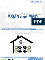 MTRB - Day 4.2 - P3M3 and PMO