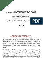 RECURSOS HIDRICOS SNGRH-PPT 08