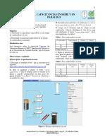 11. Condensadores  eléctrico en serie y paralelo