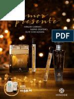 Kits de Natal HINODE
