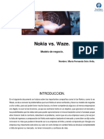 Waze vs Nokia