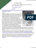 Dr. Bernice E. Eddy Cutter vaccine